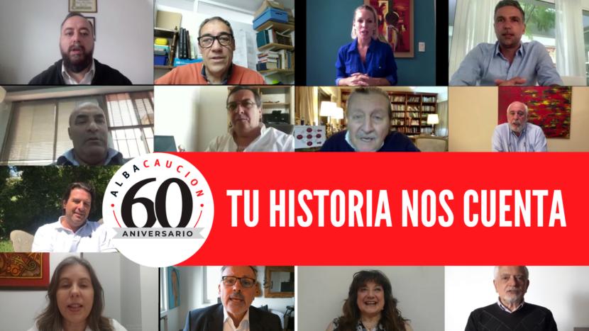60 aniversario alba caucion