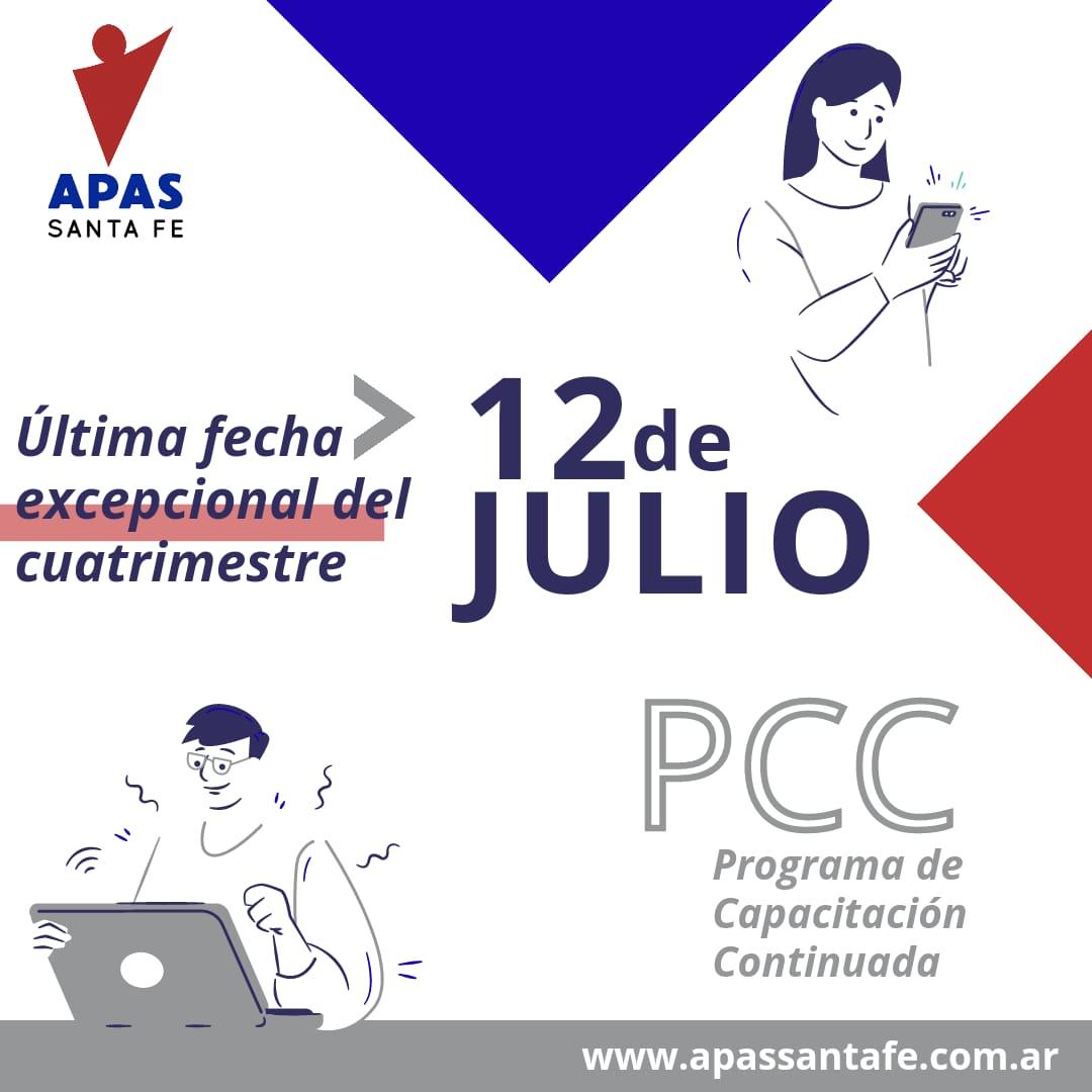 PCC Julio 2021